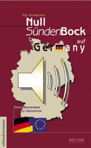 Null SündenBock auf Germany - ebook mit AUDIO