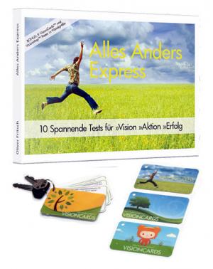 Alles Anders Express Version 2.0 mit VisionMap und VisionCards