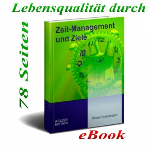 eBook: Zeitmanagement als PDF-Book