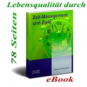 eBook: Zeitmanagement als PDF-Book