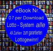 MINI eBOOK 07 System Lotto alle 49 Zahlen