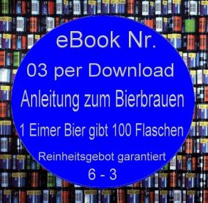 Mini eBook: Anleitung zum Bierbrauen