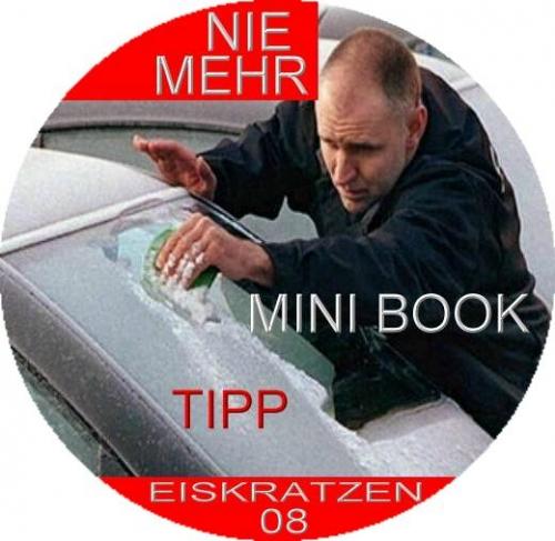 Mini eBook: 'Nie wieder morgens Eiskratzen'