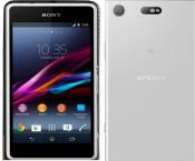 Sony Xperia Z1 weiß Handbuch Beschreibung Bilder