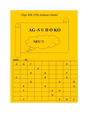 AG SUDOKO mit dt. Anleitung