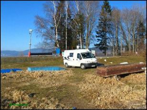 AMUMOT Tschechien im Winter mit dem Wohnmobil erkunden