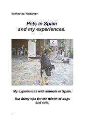 Pets in Spain and my experiences.