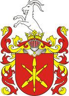 Alkiewicz, Wappen Jelita.