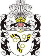 Amfor, Wappen Traby.