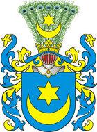 Anszewski, Wappen Leliwa.