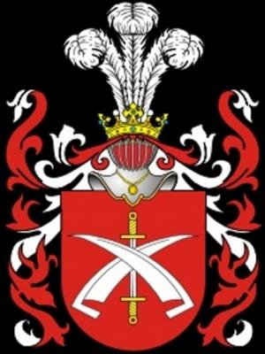 Annibal, Wappen Kruki.