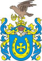 Arkuszewski, Wappen Jastrzębiec.