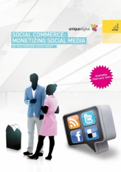 Social Commerce: Monetizing Social Media
