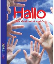 Motibook - Hallo - Der Gruß mit A und O