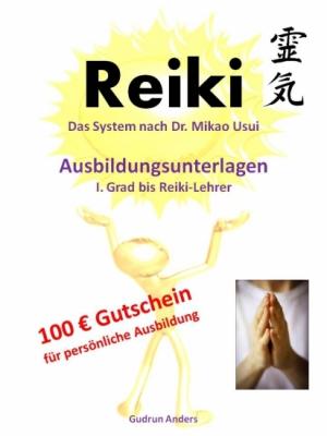 Reiki - Seminarunterlagen