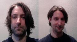 Selber Haare schneiden - Stufenschnitt kurz