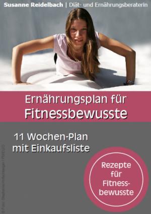 Ernährungsplan für Fitnessbewusste