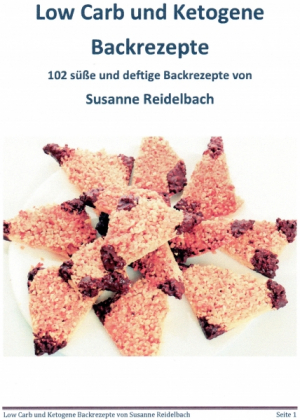 Low Carb und Ketogene Backrezepte
