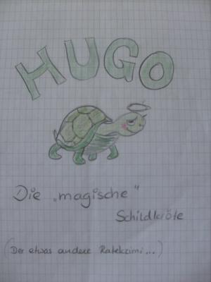 Hugo 'Die Magische Schildkröte'