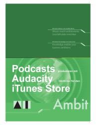 Podcasts produzieren mit Audacity - nicht nur für iTunes