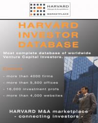 Harvard - Investorendatenbank 2015