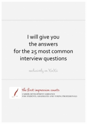 The 25 most common interview questions and answers