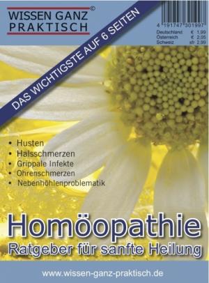 Homöopathie – Ratgeber für sanfte Heilung
