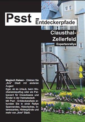 Psst - Entdeckerpfade Clausthal-Zellerfeld