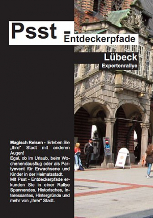 Psst - Entdeckerpfade Lübeck