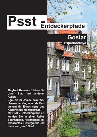 Psst - Entdeckerpfade Goslar