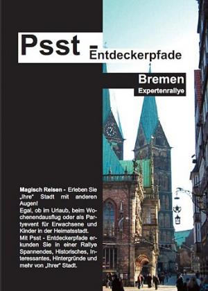 Psst - Entdeckerpfade Bremen