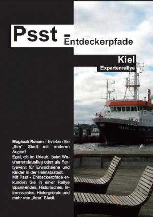 Psst - Entdeckerpfade Kiel
