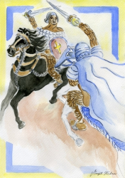 Karl der Große und die Schlacht an der Hase