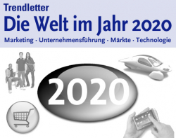 Trendletter Sonderausgabe 'Die Welt im Jahr 2020'