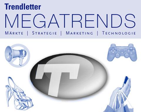 Trendletter Sonderausgabe 'Megatrends'