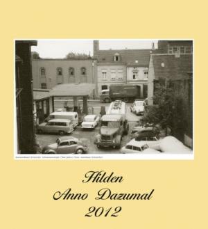 Kalender Hilden Anno Dazumal 2012