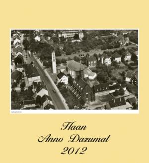 Kalender Haan Anno Dazumal 2012