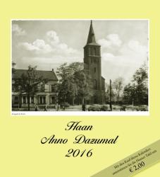 Kalender Haan Anno Dazumal 2016