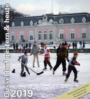 Kalender 'Düsseldorf gestern & heute 2019'