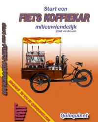 Start een fietskoffiekar