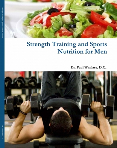 Strength Training and Sports Nutrition for Men