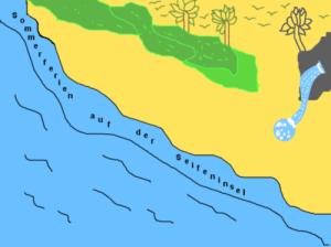 Sommerferien auf der Seifeninsel