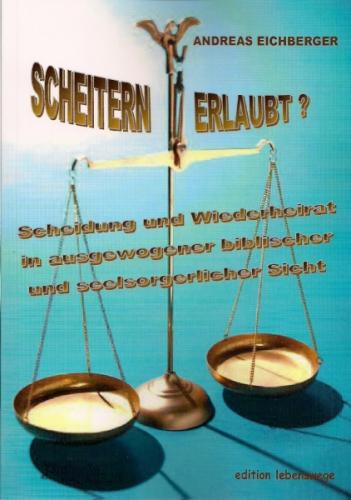 Andreas Eichberger, Scheitern erlaubt?