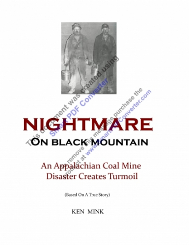Nightmare On Black Mountain