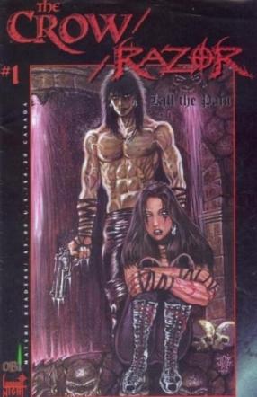 The Crow/Razor: Kill the Pain #01
