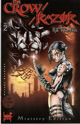 The Crow/Razor: Kill the Pain #02