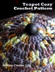 Teapot Cozy Crochet Pattern