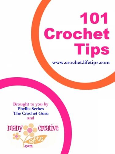 101 Crochet Tips
