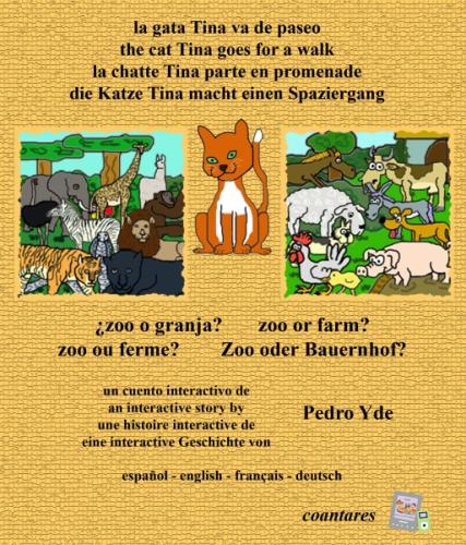 Tina, zoo o granja (multilingüe)
