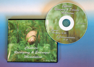 Chakren-Reinigung CD als mp3